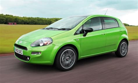 green fiat fiat punto review and photos