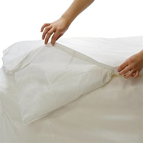 Bedcare By National Allergy 174 Cotton Allergy Comforter