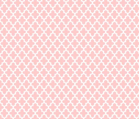 baby pink pattern wallpaper light pink moroccan fabric sweetzoeshop spoonflower