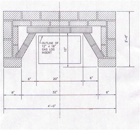 Fireplace Code by Fireplace Hearth Dimensions Code Fireplaces