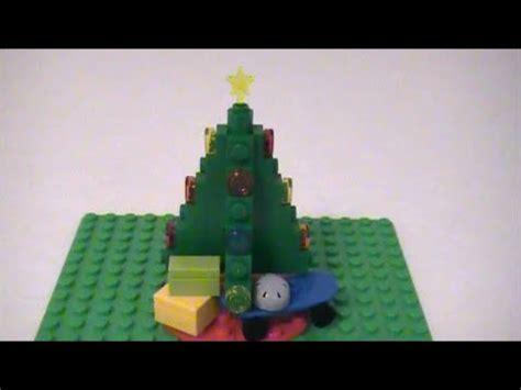 tutorial lego tree tutorial lego christmas tree youtube