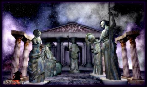 gods  mount olympus      sims