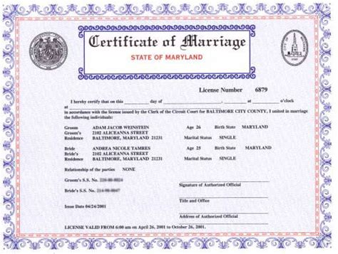 Marriage License Records Md Arkansas Arrest Records White Pages Directory Marriage License Baltimore City