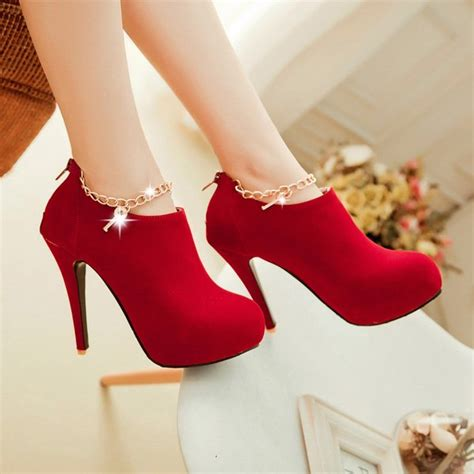 45 fashionable heel shoes for and design