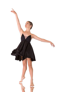 slow modern dress diamond dance costume lyrical dress