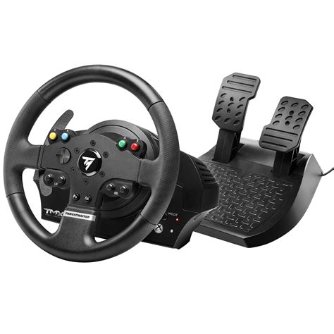 volante pc feedback thrustmaster tmx feedback volant pc thrustmaster