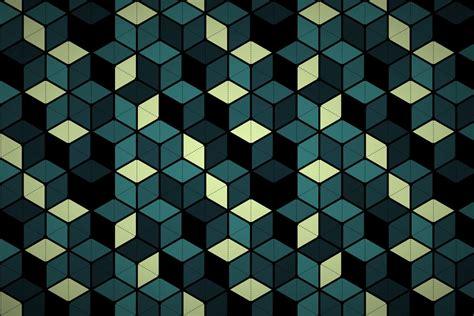 color pattern texture free hexagonal cube mesh wallpaper patterns