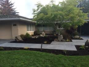 mid century modern landscaping mid century modern landscape design ross nw watergardens
