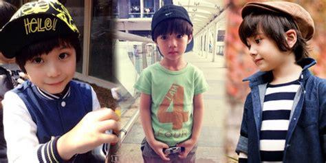 film lucu asia shinee 10 ulzzang cilik anak anak paling lucu di korea
