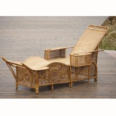 Chaise Longue Osier by 1000 Images About Rotin Osier On Rattan
