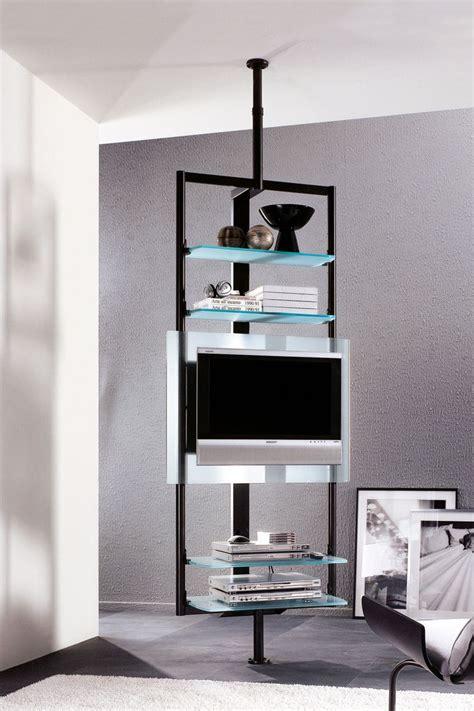 porada ubiqua wall  floor mounted tv unit furniture minimalist home interior bedroom