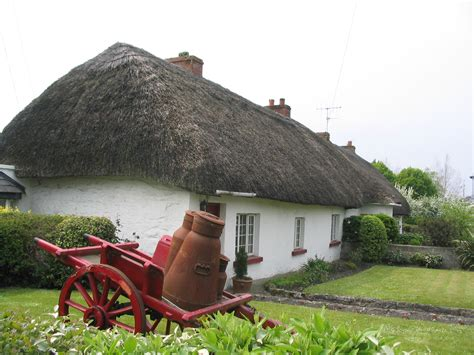 Adare Ireland Thatched Cottages by B B Clare Ireland Glocca Morra B B Killaloe Adare Clare Glens