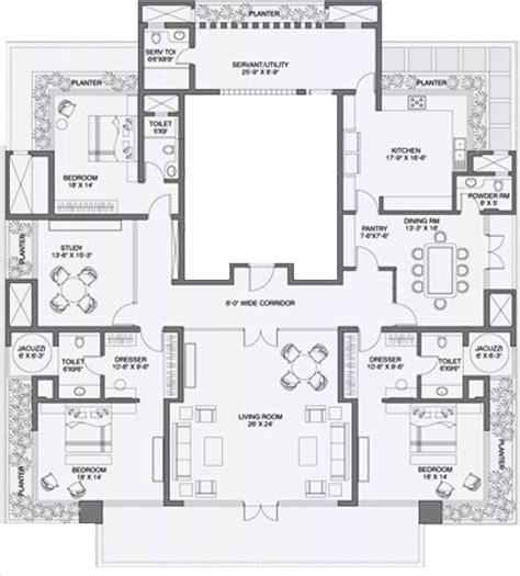 grandeur 8 floor plan 6600 sq ft 3 bhk 3t apartment for sale in mittal builders
