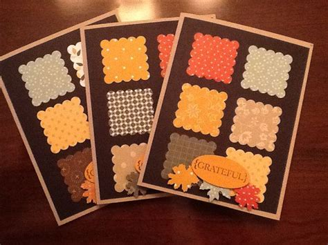 Handmade Thanksgiving Card Ideas - thanksgiving card ideas festival collections