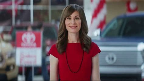 cottonelle commercial actress pregnant toyota time sales event tv commercial 2017 tundra