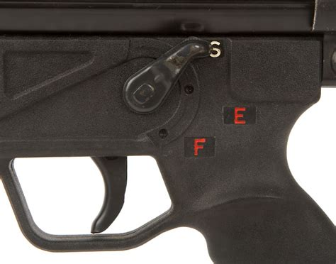 where is heckler and koch made deactivated enfield made heckler koch mp5 spec