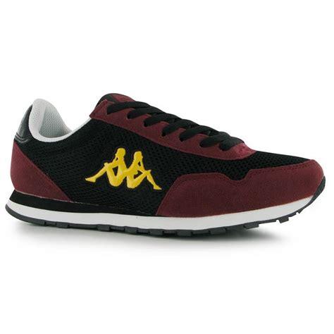 kappa sport shoes kappa mens neelix ii trainers lace up casual sports shoes