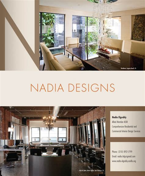 nadia designs los angeles luxury interior designer los