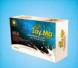 Sabun Zayma Milk zayma milk empon empon