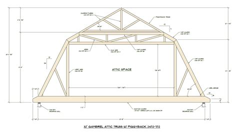 gambrel roof design barn roof truss gambrel roof timber truss