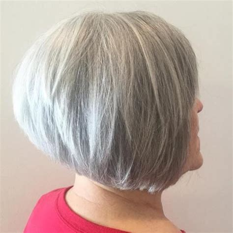 short angled bob cuts for women over 60 60 best hairstyles and haircuts for women over 60 to suit