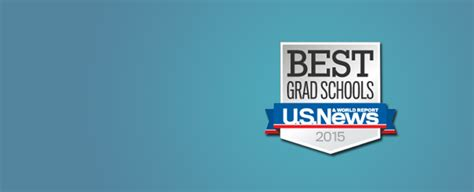 Workd And News Report Us Mba Rankings by U S News And World Report Graduate Programs Vue Con 2017