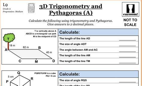maths trigonometry worksheets trigonometry puzzle worksheet free printables worksheet