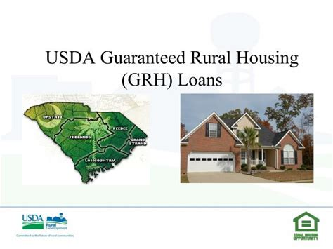rural housing loans rural housing guaranteed loan 28 images ppt usda