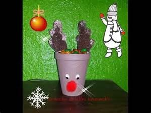dulceros navideos diy dulcero navide 241 o de reno youtube