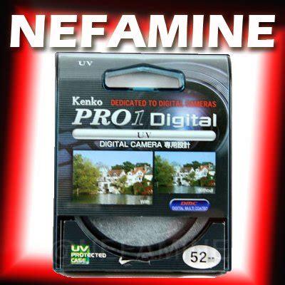 Filter Uv 52mm Kenko Pro 1 Digital kenko 52mm pro1 digital uv multi coated lpf filter