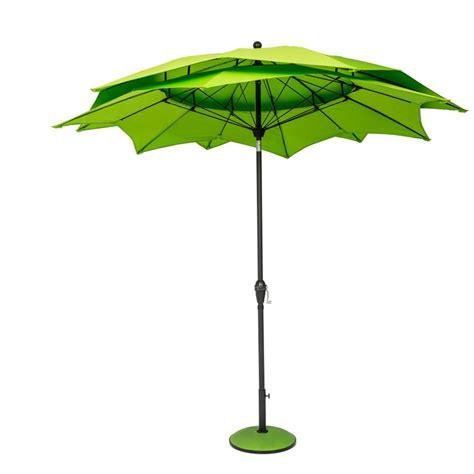 Garden Parasol Accessories Parasol Lotus Garden Features Garden Accessories
