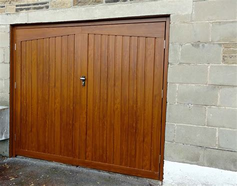 Hinged Garage Doors Side Hinged Garage Doors Bradford Halifax Huddersfield Access Garage Doors
