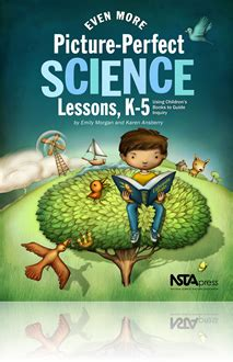 picture book lessons nsta science store even more picture science