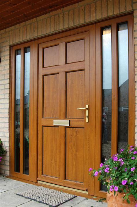 Glazed Exterior Doors Upvc Composite Doors Melbourne Glazed Nu Eco