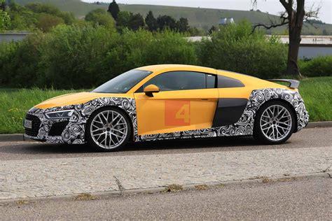 Audi Blog by Audi R8 Facelift 2018 Audi Blog