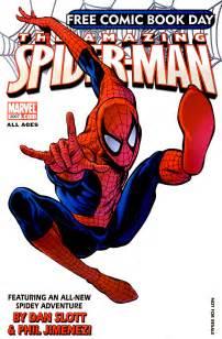 free comic book vol 2007 spider man marvel comics