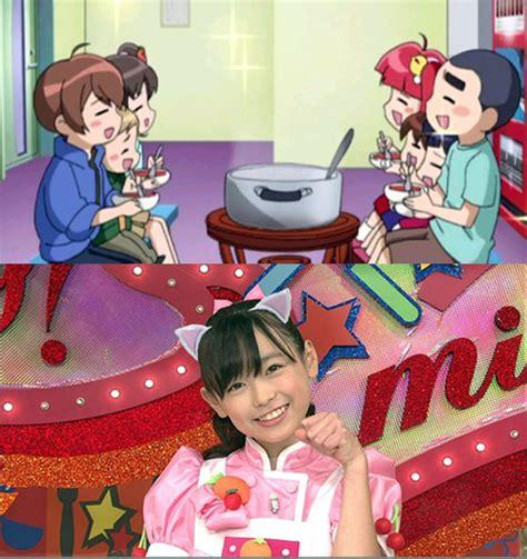 anime cooking idol fin de l anime cookin idol ai mai annonc 233 e