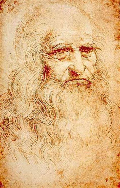 leonardo da vinci complete biography leonardo da vinci man head drawing this is his later in