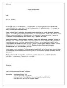 best photos of keynote speaker confirmation letter thank