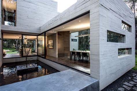 casa e design casa concreto grupo mm archdaily