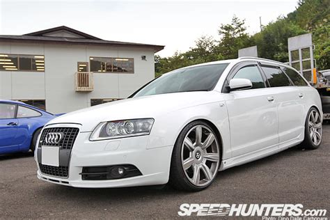 bentley wheels on audi random snap gt gt a6 avant on bentley wheels speedhunters
