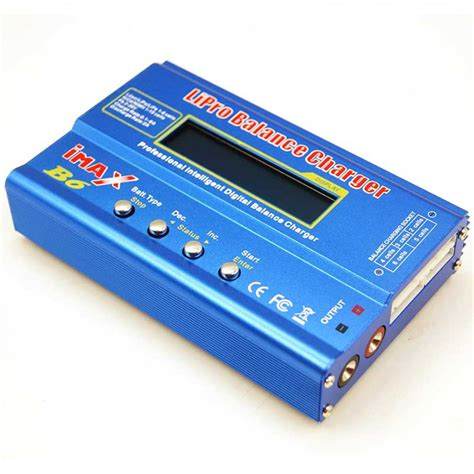Imax B6 80w by Imax B6 80w Balance Charger Value Hobby