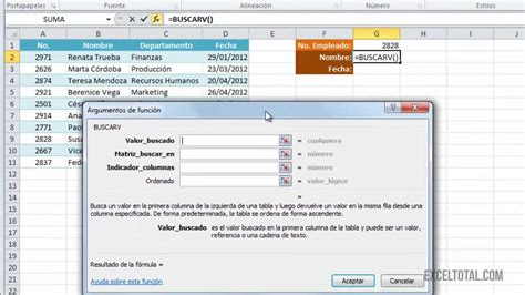 tutorial excel buscarv funci 243 n buscarv en excel 2010 youtube