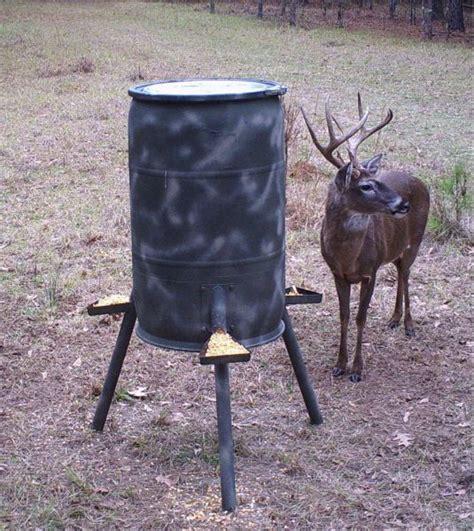 Corn Feeders For Deer Deer Gravity Feeders Ftempo