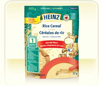 heinz baby food printable coupons canadian coupons 1 50 off heinz baby cereal printable