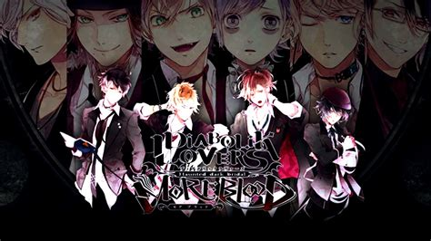 wallpapers anime diabolik lovers diabolik lovers more blood hd wallpapers