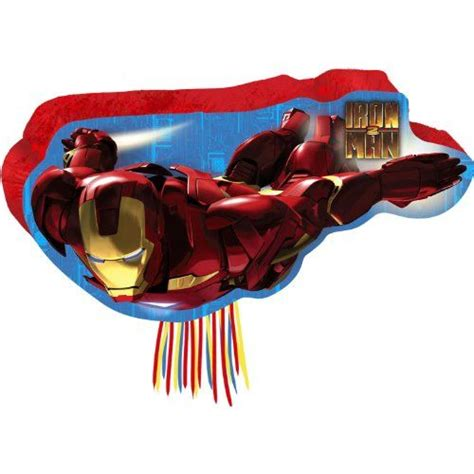 Pinata Ironman 2d 9 best free printables images on