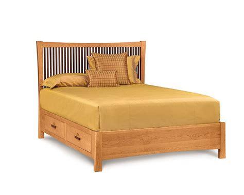 copeland bed copeland berkeley storage bed ohio hardwood furniture