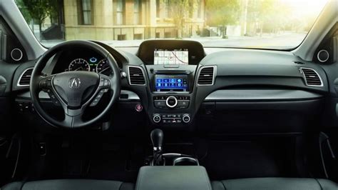 acura rdx interior 2018 acura rdx review specification and feature