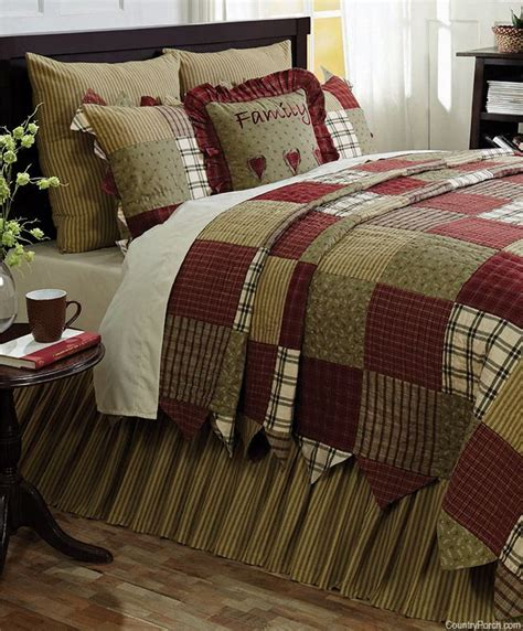 1000 ideas about country quilts on quilt
